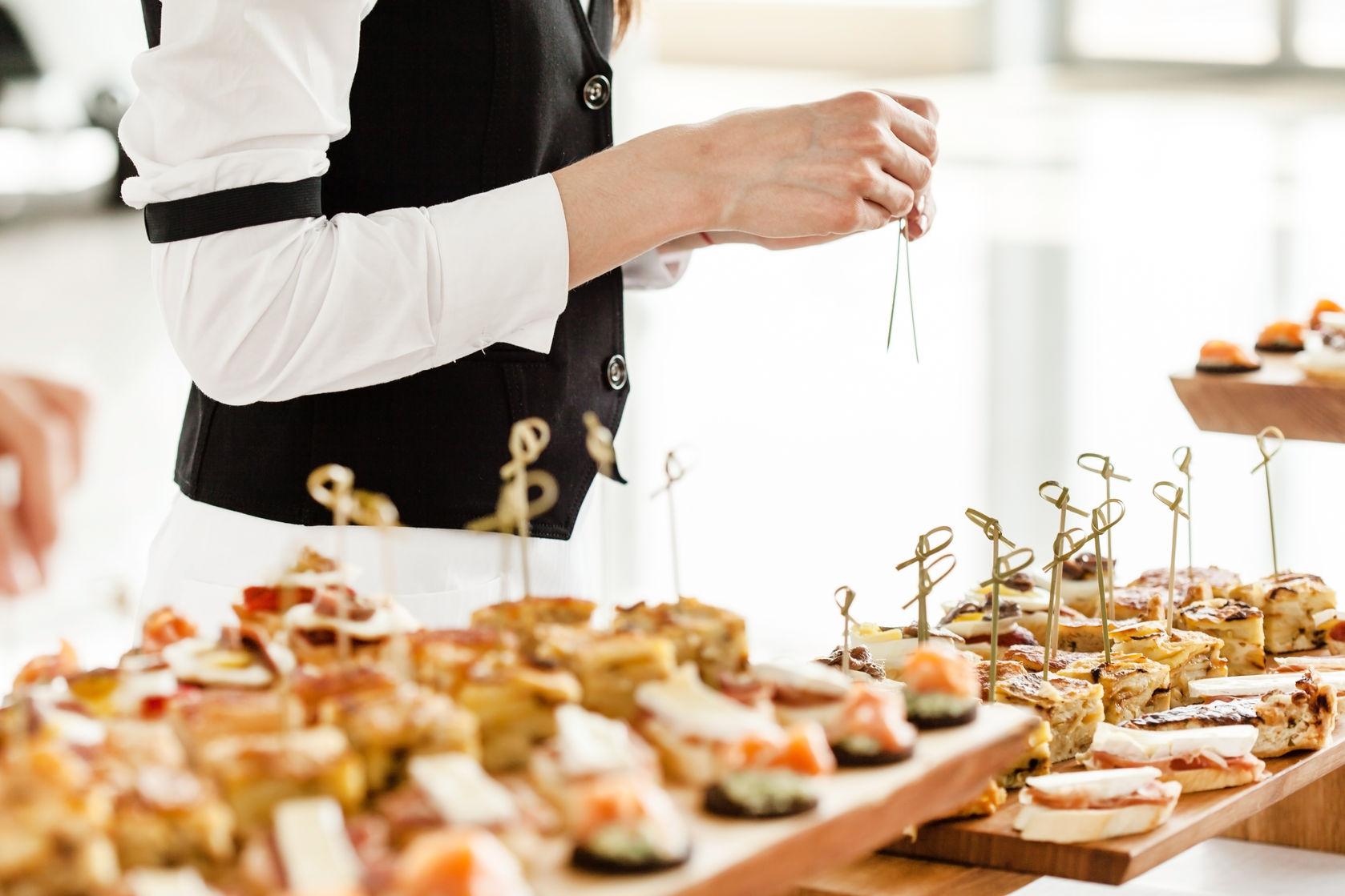 Catering und Plattenservice